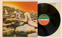 Led Zeppelin - Houses Of The Holy - 1977 US Album AT/GP (EX) Ultrasonic Clean