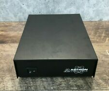 Astron Ss 10tk 7180 Switching Power Supply 138 Volt Withac Cord Untested
