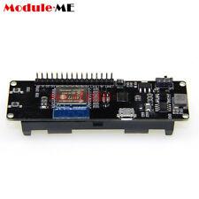 Wemos D1 ESP-WROOM - 02 Scheda Madre ESP8266 MINI-WIFI nodemcu Modulo 18650 BATTERIA