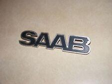 SAAB Namensschild, Original Artikel für Oldtimer