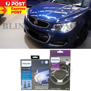 PHILIPS LED Low Beam Headlight H7 Ultinon Pro9000 for Holden VF Commodore HSV R8