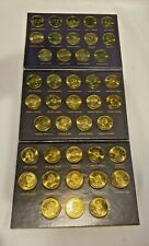 Coin History of U.S. Presidents - Complete Set of 41 Coins
