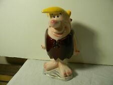 1975 FLINTSTONES BARNEY RUBBLE LARGE BEAUTIFUL CERAMIC FIGURE MEXICO RARE