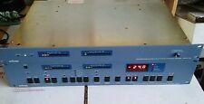 Orban 787A & SL BLUE FACE Microphone Processor Compressor Eq Deesser Vtg Rack