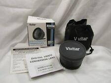 2.2x TELEPHOTO LENS 58mm VIVITAR **NIB**w/ cover(s) and storage bag