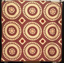Unique 1890's STAR in COMPASS Quilt