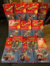 Pokemon Hasbro TOMY Sealed Figures 1998 > Choose your Set < Brand New & Genuine.