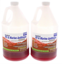Chemworld RV & Marine Antifreeze (-40F) Concentrate - Makes 2x1 Gallon