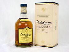 Dalwhinnie 15 Highland Single Malt 0.7L Scotch Whisky