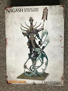 Warhammer Age of Sigmar Nagash