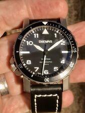 Dievas Vortex Titanium Tactical Diver Swiss Automatic ETA 2824 Movement 44mm