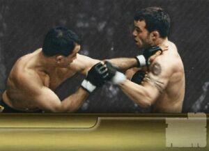 Jens Pulver vs BJ Penn 2011 Topps UFC Title Shot Top Ten Title Fights Misprint