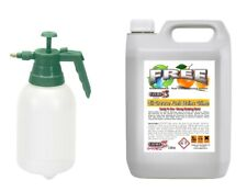 5L Grime-X FREE Strong Engine Oil Grease Dirt Cleaner Degreaser + Pressure Spray