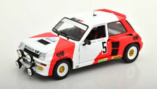 SOLIDO 1:18 AUTO DIE CAST RENAULT R5 TURBO RALLY DU VAR ALAIN PROST S1801305