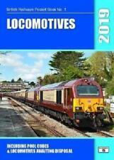 BRITISH RAILWAYS POCKET BOOK No. 1 Locomotives  2019 ISBN: 9781909431478