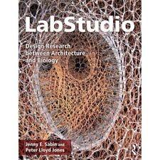 Labstudio: Design Forschung zwischen Architektur und Bio-Taschenbuch NEU Sabin, J