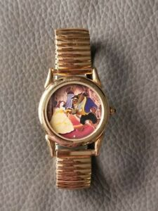 Disney Beauty and the Beast Watch Everlasting Time