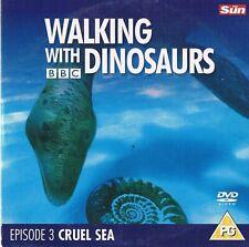 WALKING WITH DINOSAURS: EPISODE 3 – CRUEL SEA (1998) PROMO DVD (2009)