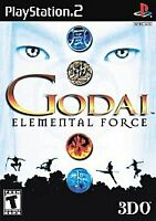 GoDai: Elemental Force (Sony PlayStation 2, 2002)