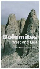 James, Ron, Dolomites, West and East Alpine Club Climbing Guidebook by James, Ro