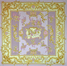 "Atelier Versace Le Roi Soleil Sun King Fabric 54"" of HimSelf Gianni Versace"