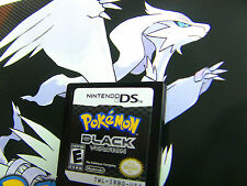 UNLOCKED Black New DS 3DS All 649 Pokemon LVL 100 Shiny