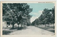 New York NY Postcard 1937 WOLCOTT Draper Street Homes