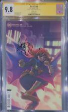 Batgirl #49 Mirka Andolfo Variant CGC SS 9.8 Signed by Mirka Andolfo