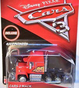 DISNEY PIXAR CARS 3 DELUXE MACK #95