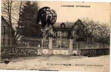 CPA Environs de Billom-Mauzun maison Bonnieux (250568)