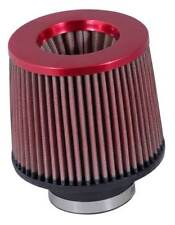 """RR-3001 K&N Reverse Conical Universal Air Filter 3""""FLG, 6""""B, 5-1/4""""T, 5""""H; RED T"""