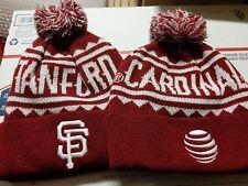 SF Giants 2018 Stanford Cardinal University Beanie 4/4 not a bobblehead
