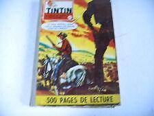 BD - album TINTIN N° 43 - 1960