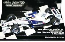 Sauber BMW Diecast Formula 1 Cars