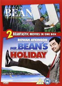 Mr Beans Movie Box Set (The Ultimate Disaster Movie/Mr Beans Holiday) [DVD]
