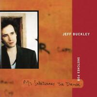 JEFF BUCKLEY - SKETCHES FOR MY SWEETHEART THE DRUNK  3 VINYL LP NEW+