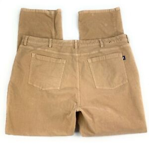 Vineyard Vines Men's 5-Pocket Thin Cut Corduroy Lightweight Khaki Pants 42x32