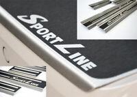 SparSET für MERCEDES VIANO 639 Ladekantenschutz Einstiegsleisten SPORTLINE TITAN