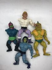 MOTU Misfits Missing Arms He-Man Skeletor Prince Adam Trap Jaw Masters Universe