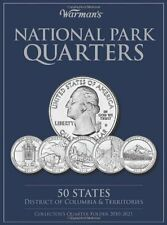 National Parks Quarters: 50 States + District of Columbia & Territories: Folder