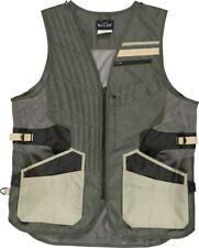 Allen Sports 22632 Zippered Shot Tech Shooting Vest Extra Large/2XL - Gray