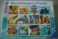 Ravensburger Puzzle 1000 Teile Surfin´ USA Art.-Nr. 19506