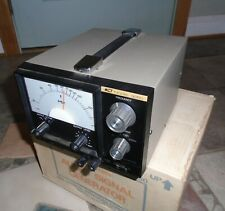 New Listingbampk Model 3050 Audio Signal Generator W Box