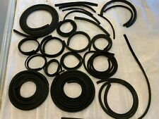 1956-1960 Cadillac Lot Rubber Seals Weatherstrip Gaskets Guards?