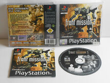 Front Mission 3 für Playstation 1 / PS1