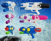 38-56 cm Wasserpistole Wassergewehr mit Tank Spritzpistole Spielzeug Soaker