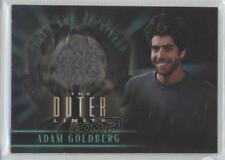 2003 From the Archives Relics #CC7 Adam Goldberg as Sid Camden Card 3v3