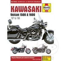 Kawasaki VN 1600 A CLASSIC 2006-2008 Haynes Service Repair Manual 4913