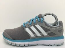 Adidas Energy Cloud BB4116 Grey Textile Sports Trainers Women Size UK 5 Eur 38