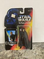 Sealed! Star Wars POWER OF FORCE LUKE SKYWALKER JEDI KNIGHT * Action Figure 1996